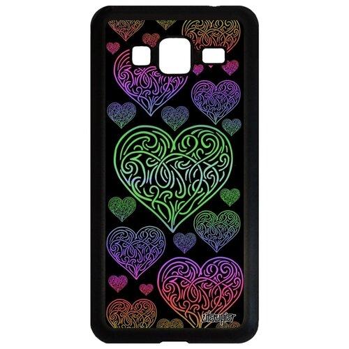 Фото - Чехол для мобильного Samsung Galaxy J3 2016, Сердце Love Страсть чехол with love moscow w003969sam для samsung galaxy j3 2016 девушка с вином
