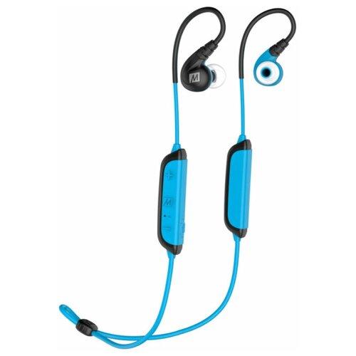 Беспроводные наушники MEE audio X8, blue