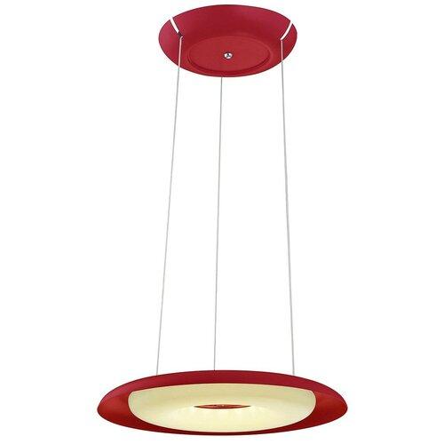 Потолочный светильник светодиодный HOROZ ELECTRIC Deluxe-35 019-012-0035 красный, LED, 35 Вт потолочный светильник horoz hl875lwh