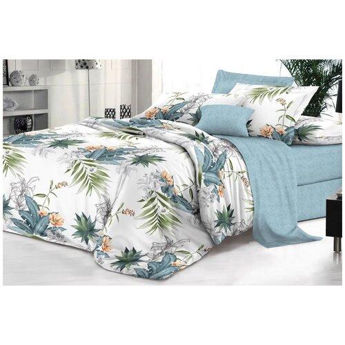 Комплект постельного белья поплин премиум эльф марлен евро комплект постельного белья ecotex марлен