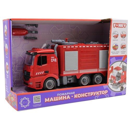 Конструктор Funky Toys Пожарная машина FT61115