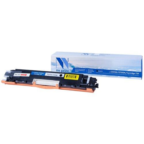 Фото - Картридж NV Print CF350A Black для HP, совместимый картридж nv print cf280x ce505x для hp совместимый