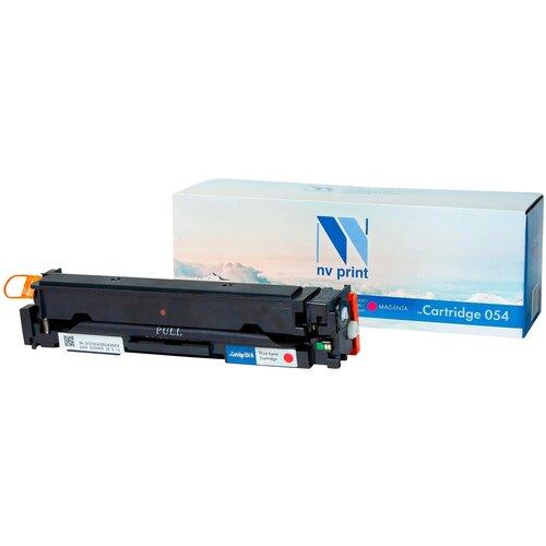 Фото - Картридж NV Print NV-054M для Canon, совместимый картридж nv print nv 054hy для canon совместимый