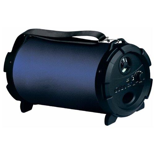 Портативная акустика Hyundai H-PAC240, синий / черный