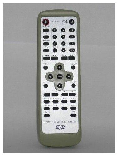 Пульт R601E2 (DVD) для плеера ELENBERG — купить по выгодной цене на Яндекс.Маркете