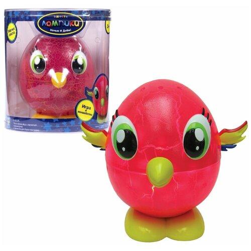 Фото - Попугай, 1Toy (конструктор, 6 элементов, Т16364, серия Лампики) ночник 1 toy лампики попугай т16360 коробка