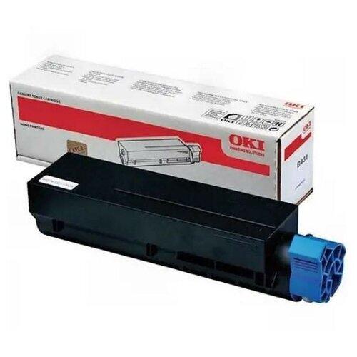 Фото - Тонер-картридж Oki C712 11K (black) oki тонер картридж oki mc873 15k black