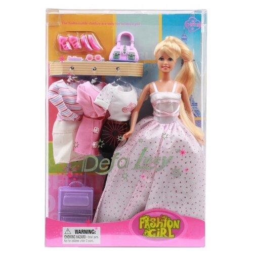 Кукла Defa Lucy Путешественница 28 см 8012