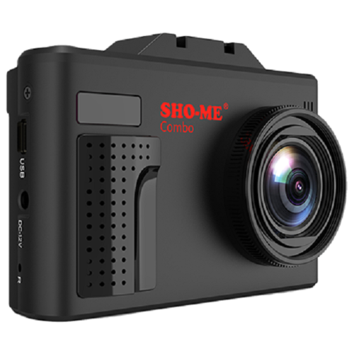 Видеорегистратор радар-детектор touch дисплей Sho-Me Combo Note MStar автомобильный видеорегистратор sho me combo note mstar