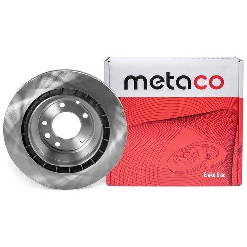 Диск тормозной задний Metaco 3060-221