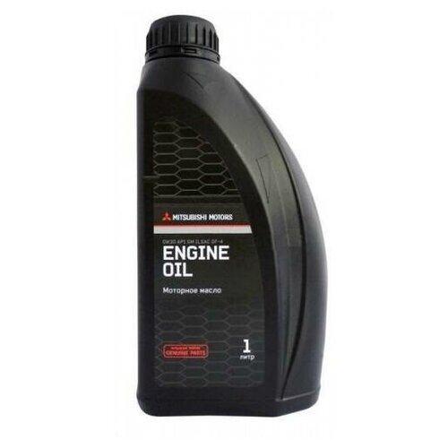 Фото - Масло моторное Mitsubishi Motors Oil 0W-30 API SN 1л MZ320150 / MZ320753 (MZ320753) моторное масло mitsubishi genuine oil 5w 30 1л синтетическое [mz320756]