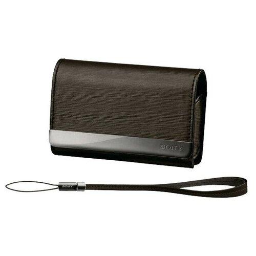 Чехол для фотокамеры Sony LCS-TWK Black для аппаратов серий J/ T/ TX/ W/ WX черный (LCSTWKB.SYH)