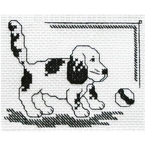 Набор для вышивания PANNA D-0508 ( Д-0508 ) Давай поиграем 3 шт.