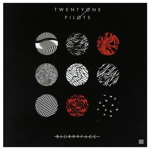 twenty one pilots sydney Twenty One Pilots – Blurryface (CD)