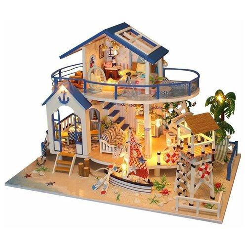 Румбокс Причал интерьерный конструктор diy house интерьерный детский конструктор кондитерская