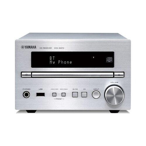 Сетевой CD-ресивер Yamaha CRX-B370 Silver