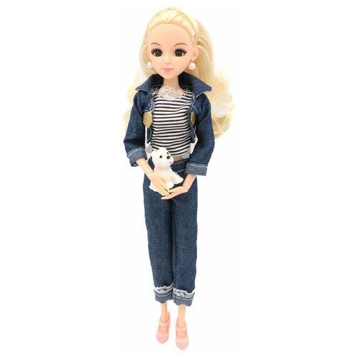 Кукла Funky Toys Эмили на прогулке, 29 см, 71004
