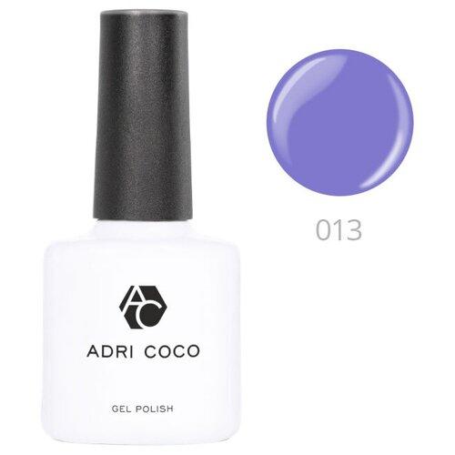 Купить Гель-лак для ногтей ADRICOCO Gel Polish, 8 мл, 013 васильковый
