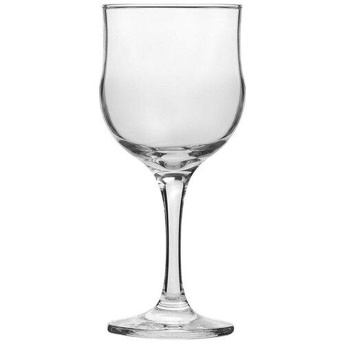 Набор бокалов для красного вина Pasabahce Tulipe, 240 мл, 6 шт pasabahce набор бокалов tulipe 200 мл 6 шт прозрачный