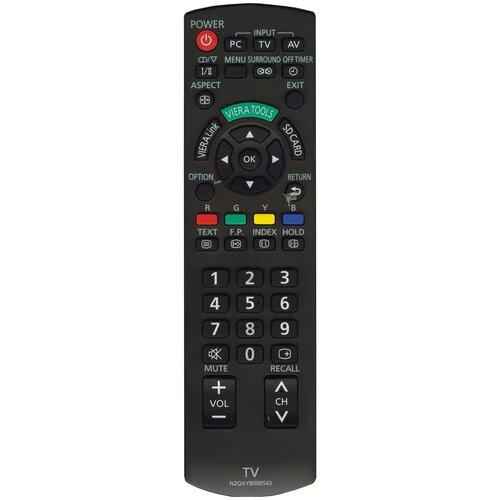 Фото - Пульт Huayu N2QAYB000543 для телевизора Panasonic пульт huayu n2qayb000803 для телевизора panasonic