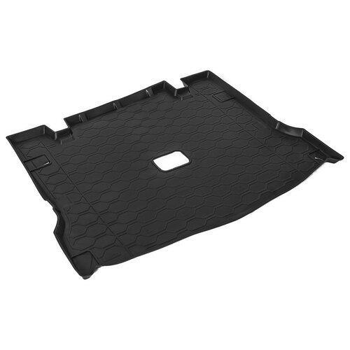 Коврик багажника RIVAL 16003004 для LADA (ВАЗ) Largus черный коврик багажника rival 16002004 для lada ваз granta lada ваз kalina черный
