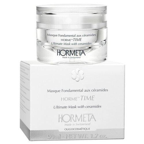Купить Маска Hormeta HORME™TIME Masque Fondamental Aux Céramides с церамидами для лица и шеи, 50 мл