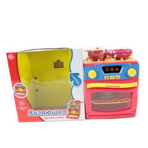 Кухонная плита со светом и звуком