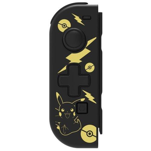 Контроллер Hori D-PAD – Pikachu Black & Gold для Nintendo Switch (L) (NSW-297U)