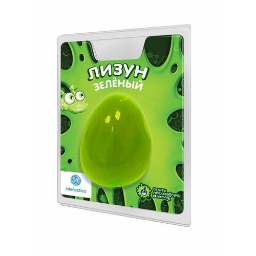 Лизун Intellectico 1302 зеленый