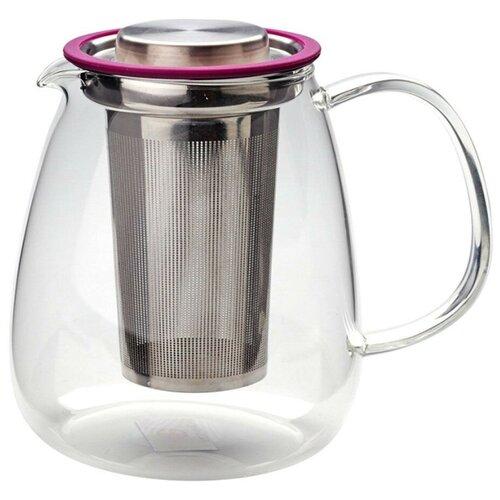 Фото - Augustin Welz Заварочный чайник из закаленного стекла 0,9 л, прозрачный классический термос augustin