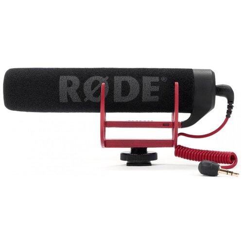 Фото - Накамерный стерео микрофон Rode VideoMic GO накамерный микрофон boya by pvm50