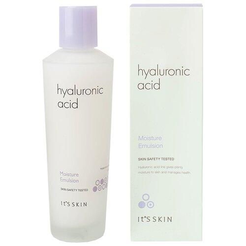 Купить It'S SKIN Hyaluronic Acid Moisture Emulsion Увлажняющая эмульсия для лица с гиалуроновой кислотой, 150 мл