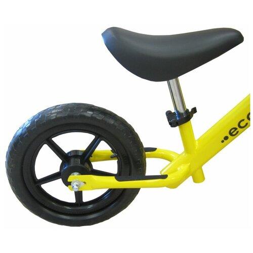 Беговел ecoBalance Race, желтый