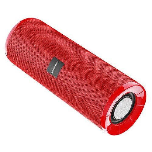 Портативная акустика Borofone BR1, 10 Вт, red портативная акустика sven ps 68 черный