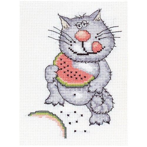 Купить PANNA Набор для вышивания Сладкая жизнь 11 х 15 см (К-0085), Наборы для вышивания