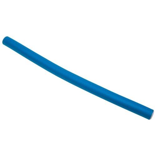 Фото - Бигуди-бумеранги DEWAL Pro BUM14240 (14 мм) 10 шт. синие бигуди бумеранги dewal оранжевые d18ммх150мм 10 шт уп dewal mr bum18150