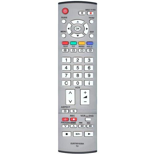 Фото - Пульт Huayu EUR7651030A / EUR7651090 для телевизора Panasonic пульт huayu n2qayb000803 для телевизора panasonic