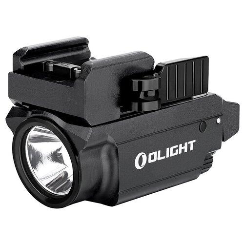 Фото - Светодиодный пистолетный фонарь Olight Baldr Mini, 1 x Li-po 260 mAh, диод Cree XP-L HD, 130 метров, 600 люмен (Комплект) фонарь olight baldr pro