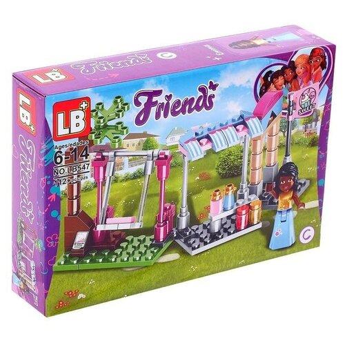 Конструктор LB+ Friends LB 547-C