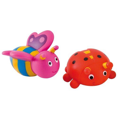 Игрушки для ванны Canpol babies Сад, 4 шт, 12+ месяцев (250915009)