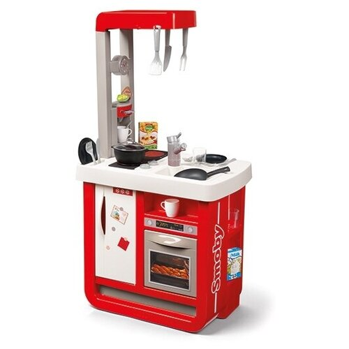 Кухня Smoby Bon Appetit красный/белый
