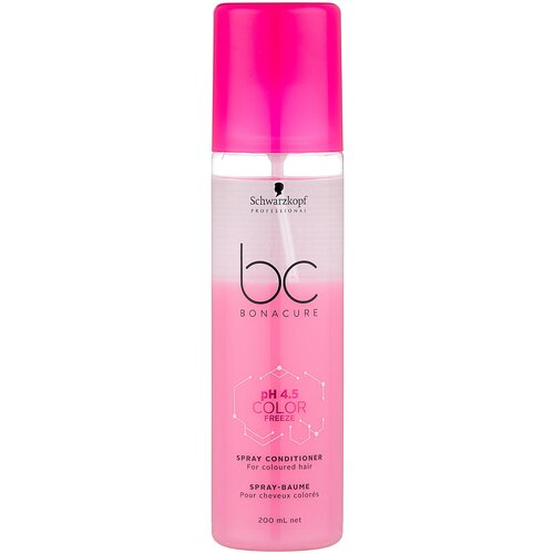 Купить BC Bonacure Color Freeze pH 4.5 Спрей-кондиционер для окрашенных волос, 200 мл