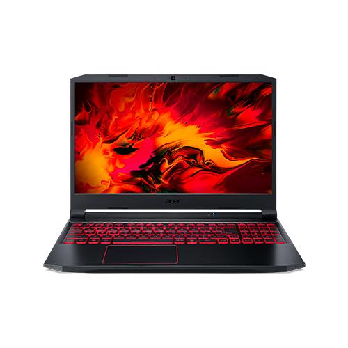 "Ноутбук Acer Nitro 5 AN515-55-7230 (INTEL CORE I7 10750H 2600MHz/15.6""/1920x1080/12GB/512GB SSD/NVIDIA GeForce GTX 1650 4GB/Windows 10 Home) NH.Q7MER.00F Обсидиановый черный"