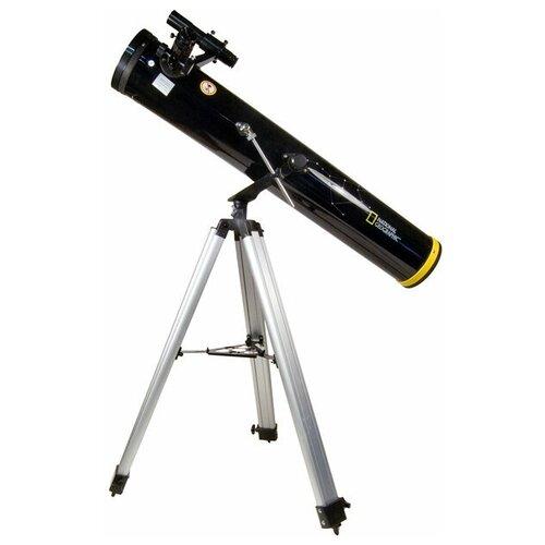 Фото - Телескоп National Geographic 114/900 AZ черный/серый зрительная труба national geographic 8x32 scope черный желтый