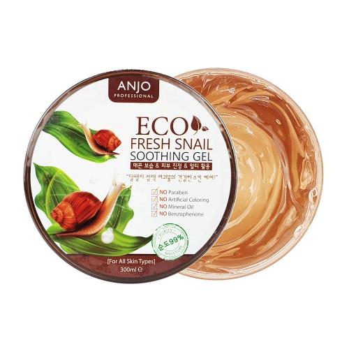 Гель для тела Anjo Professional Eco Fresh Snail Soothing, 300 мл