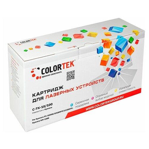 Фото - Картридж Colortek Kyocera TK-18/100 tk 55