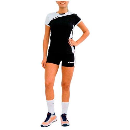 форма женская волейбольная mikasa mt376 0046 moach mt3760046 3 размер 50 цвет черный Форма женская волейбольная MIKASA MT376 0046 MOACH MT3760046-3 размер 50 цвет черный