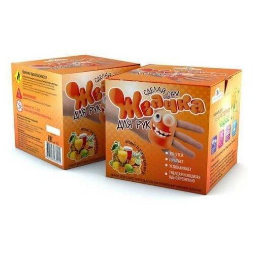 Купить Набор для экспериментов Жвачка для рук Тропический фреш , Инновации для детей, Игрушки-антистресс