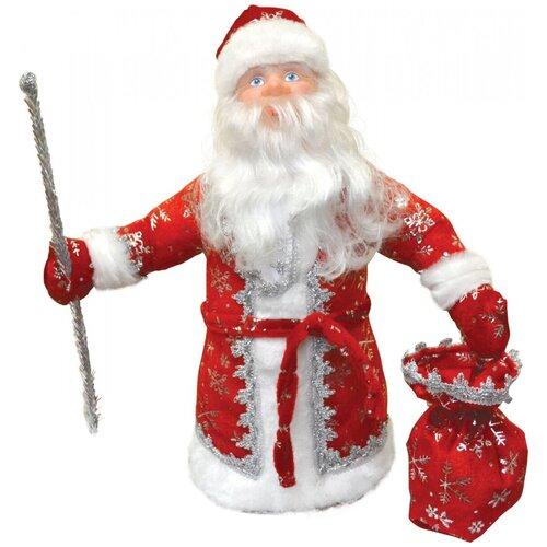 Фигурка Батик Дед Мороз (ДМ-01) красный