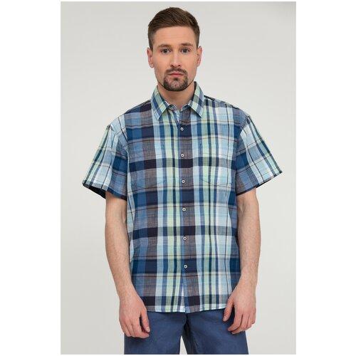 Рубашка FiNN FLARE размер 3XL темно-синий (101)